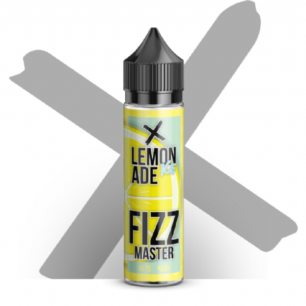 Fizz Master Lemonade Ice - 50ml